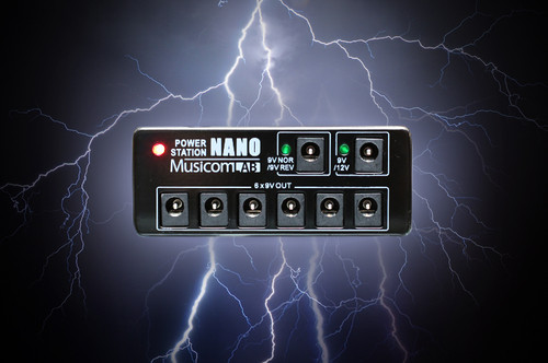 Musicomlab Power Station Nano