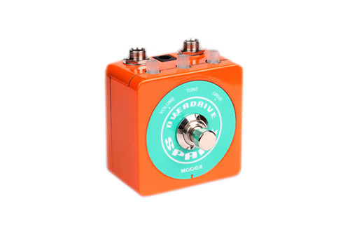 STAY HOME FLASH SALE - Mooer Spark Overdrive