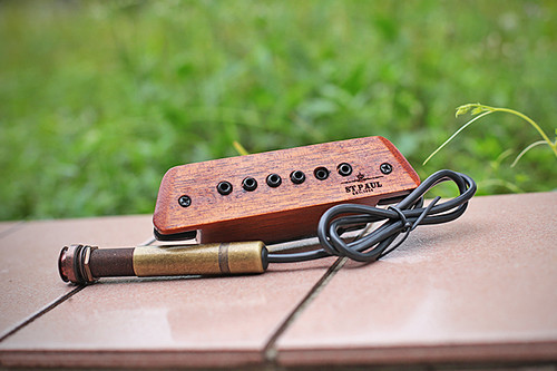 St Paul Acoustic Preamp SK-5 (Active) Dual Source Pickup