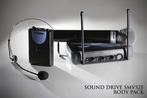 Sound Drive SVM 52E Body Pack