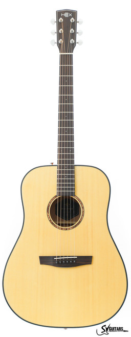 Hex D100 M NATURAL Acoustic Guitar