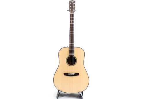 Hex D300 M NATURAL Acoustic Guitar