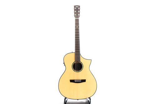 Hex F300CE M NATURAL Acoustic Guitar w/Fishman Isys+