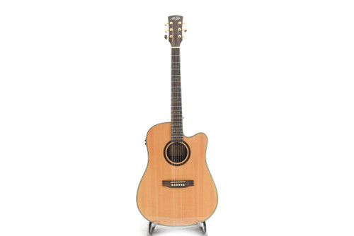 M.Tyler STA-D50C SFEQ N NATURAL Acoustic Guitar w/M.Tyler EQ