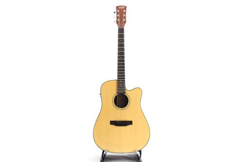 M.Tyler MTT-D100CEQ Acoustic Guitar w/Fishman Isys+