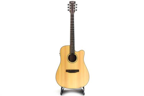 M.Tyler MTT-D500C Acoustic Guitar w/Fishman Isys+