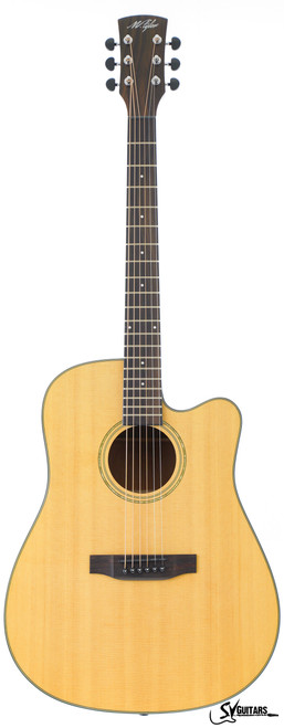 M.Tyler MTT-D500C Solid Top Acoustic Guitar