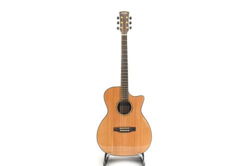 M.Tyler OM-5000 Acoustic Guitar w/ L.R. Baggs IMIX