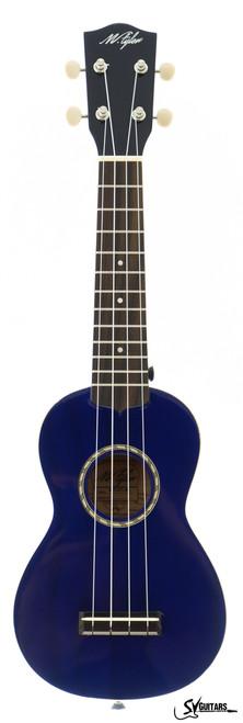 M.Tyler MTUK21-BL BLUE Soprano Ukulele