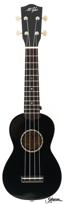 M.Tyler MTUK21-BK BLACK Soprano Ukulele