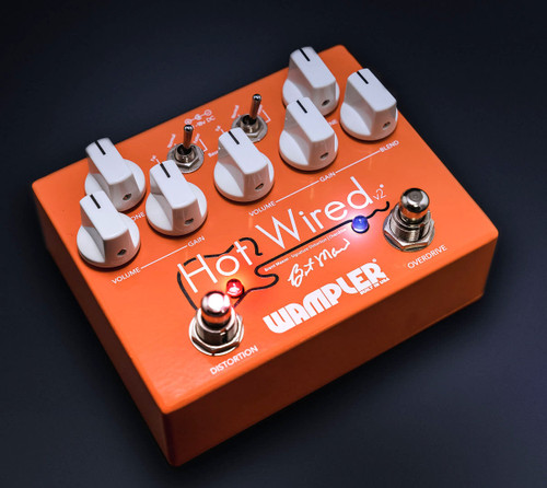 Wampler Hot Wired V2 NEW