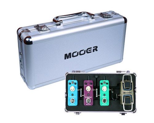 MOOER Flight  Case M4 Firefly Effect Pedal Hard Case