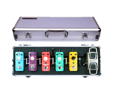 MOOER Flight Case M6 Firefly Effect Pedal Hard Case