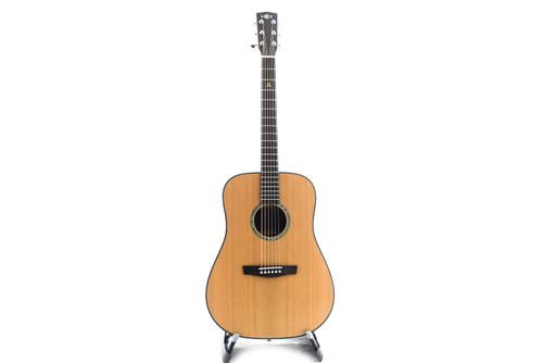 Hex D330 M NATURAL Acoustic Guitar