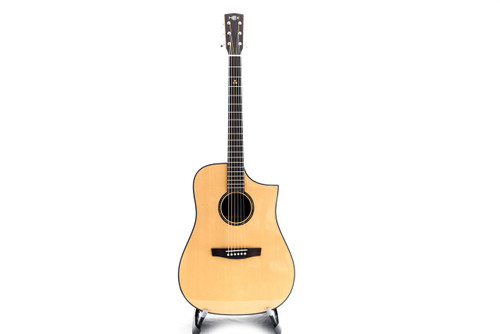 Hex D450CE G NATURAL Acoustic Guitar w/Fishman EQ