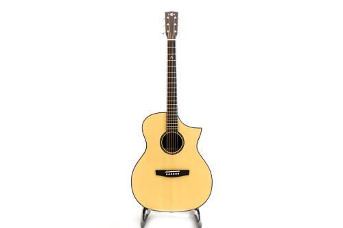 Hex F450CE G NATURAL Acoustic Guitar w/Fishman EQ