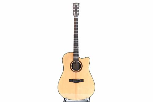 M.Tyler MTD-500C Acoustic Guitar w/Fishman SON GT1