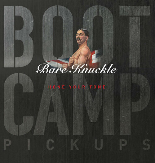 Bare Knuckle Boot Camp - TELNOG-CHR Tele - Old Guard - Chrome - Neck