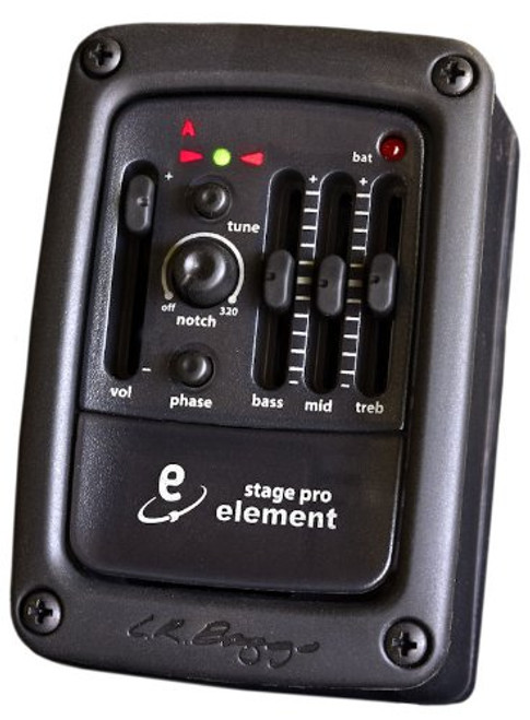 LR Baggs StagePro Element Acoustic Guitar Pickup