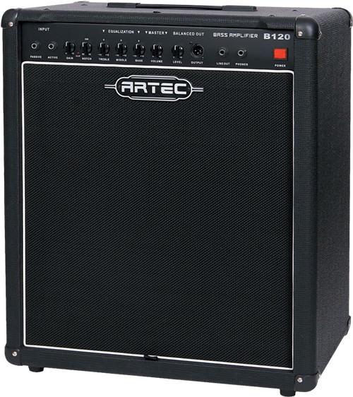 Artec B120 Bass Amp
