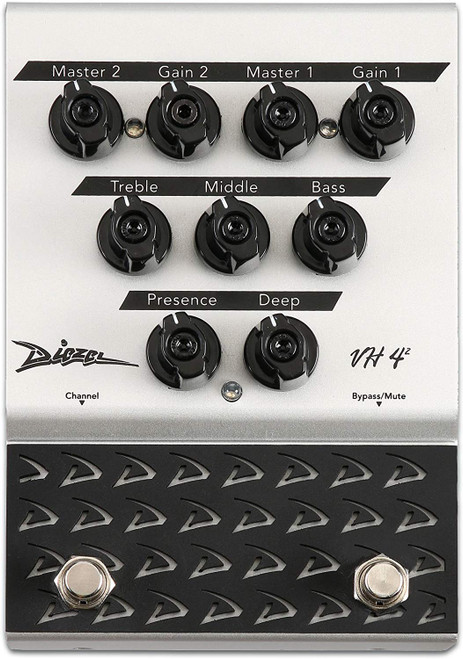 Diezel VH4-2 Distortion Pedal (Ver. 2)
