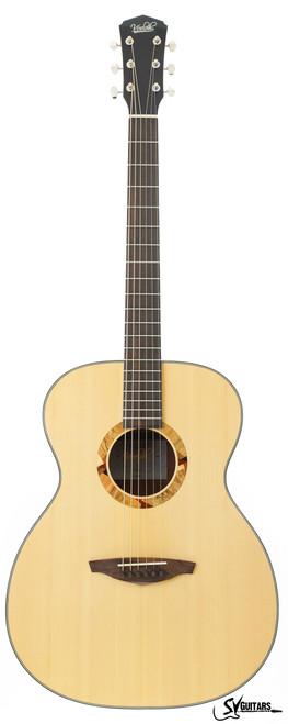 Veelah V2-OM Acoustic Guitar