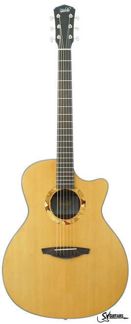 Veelah V2-GAC EQ Acoustic Guitar