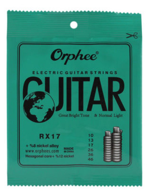 Orphee RX17 10-46 Electric Guitar Strings