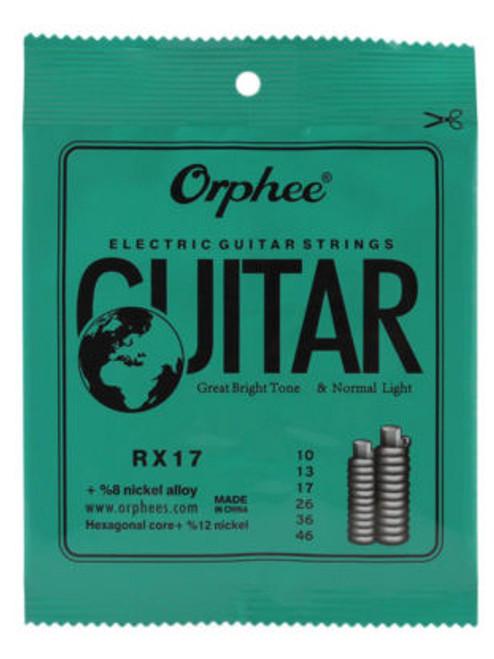 Orphee RX17 10-46 Electric Guitar Strings