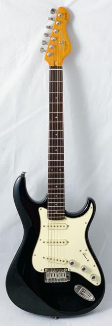 LAST PIECE! Dean Zelinsky Private Label - Tagliare Standard Z Glide Black - Blemish Piece - Slight Dirt on Neck Plate.