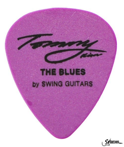 Swing Tommy THE BLUES Signature Pick 0.88mm