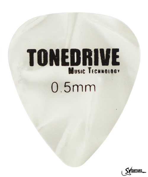 Tone Drive Celluloid Pick 0.5mm