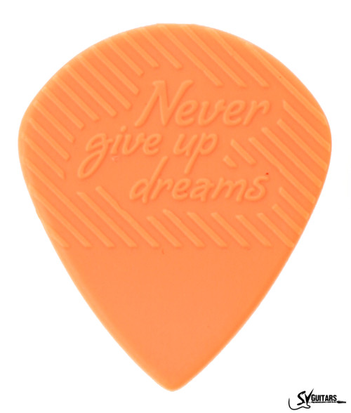 Joyo Jazz Pick 1.4mm Orange