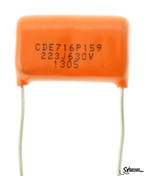 CDE Orange Drop 0.022 μf Capacitor