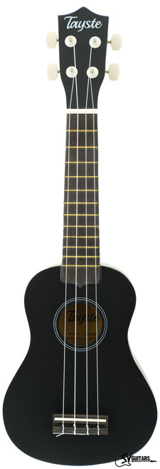 Tayste UK-10 BK Soprano Ukulele