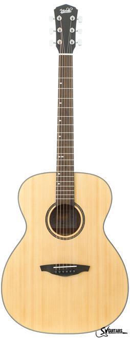 Veelah VOSM OM Size Acoustic Guitar
