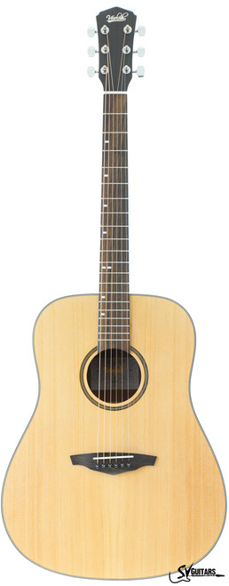 Veelah VDSM Dreadnought Size Acoustic Guitar