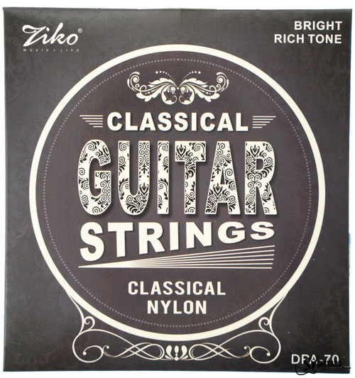 Ziko DPA-70 High Tension Classical Guitar Strings
