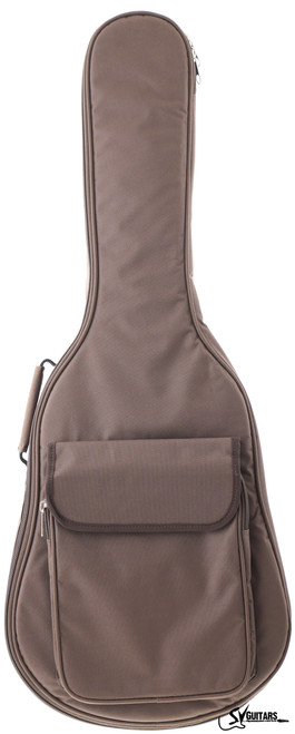 "M.Tyler 36"" Traveller Size Acoustic Guitar Bag - Brown"