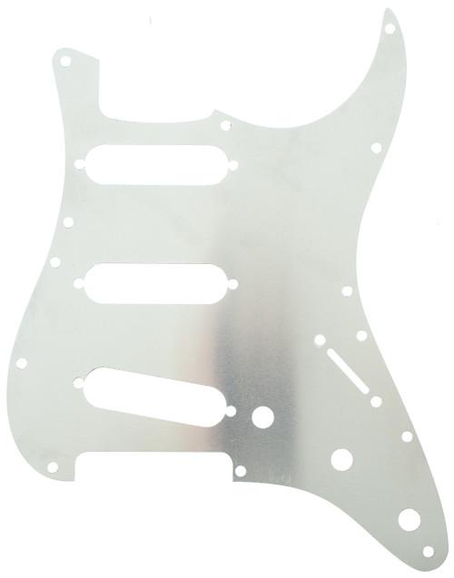 Bare Knuckle Aluminium Strat Screening Plate