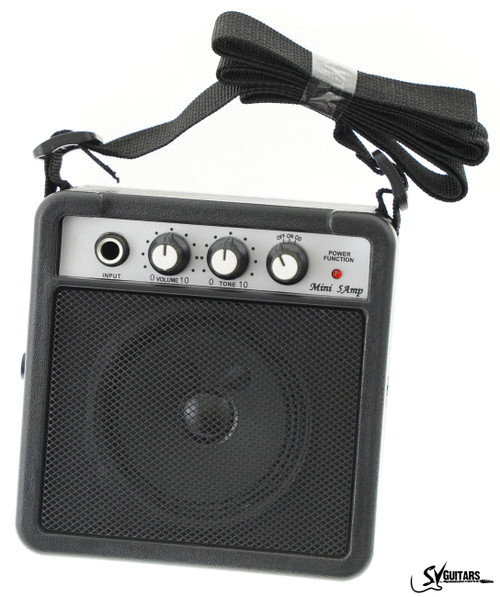 Kaysen 5 Watts Battery Operated Mini Amplifier