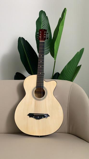 Moly AG-38NA Natural Acoustic Guitar