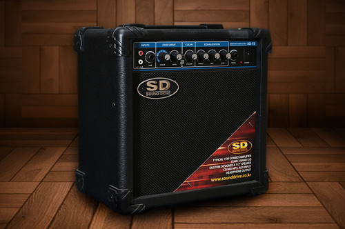 Sound Drive SG-15 Guitar Amplifier
