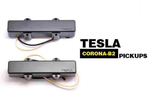 Tesla Corona-B2 Bass Pickups