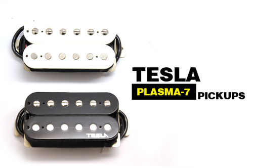 Tesla Plasma-7 Pickup Neck or Bridge