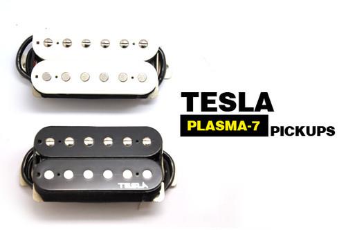 Tesla Plasma-7 Pickup Neck or Bridge