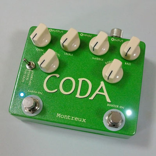 FLASH SALE - Montreux Coda