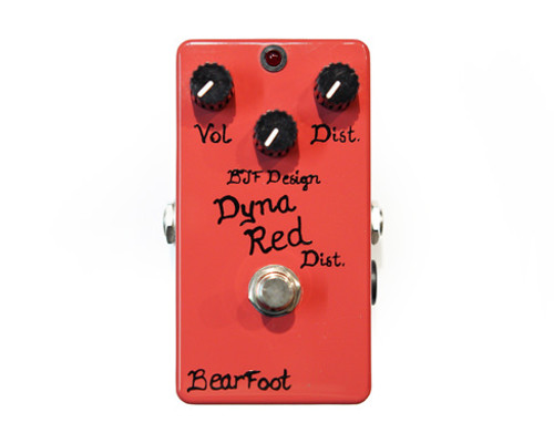 Bearfoot Dyna Red Distortion