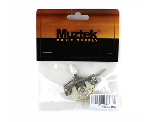 Muztek CRL 3 Way Switch