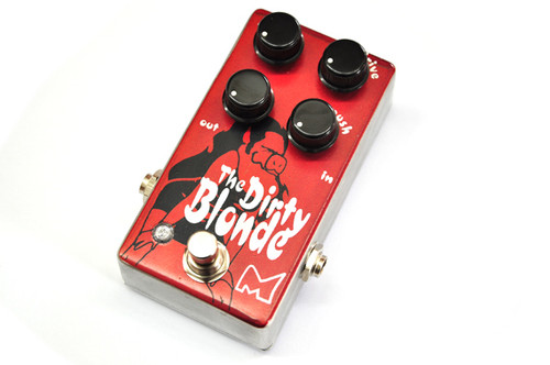 Menatone Dirty Blonde Guitar Effect Pedal